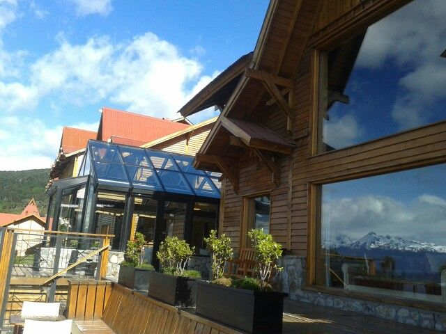 Hotel Los Cauquenes Ushuaia Terra Do Fogo Patagônia Argentina