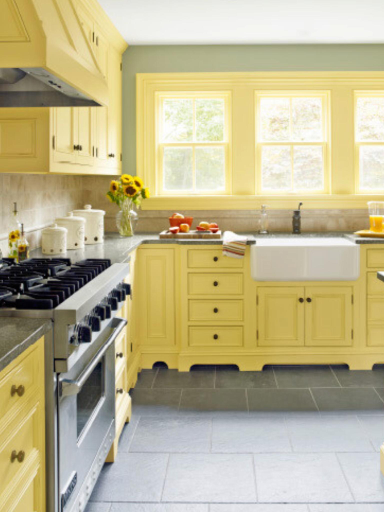 like the yellow yellow kitchen cabinets kitchen cabinets kitchen design on kitchen yellow id=83681