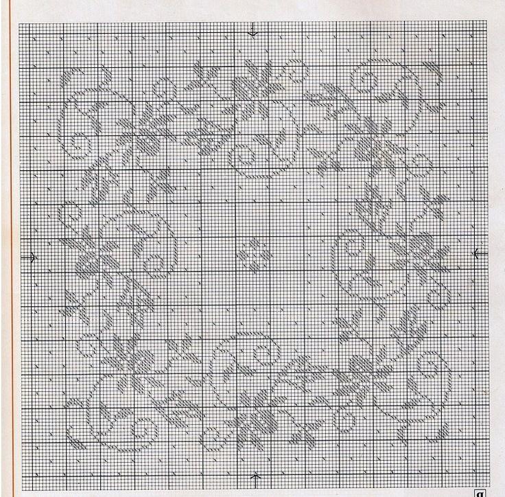 Gallery.ru / Фото #61 - Цветы (схемы) 2 - Olgakam