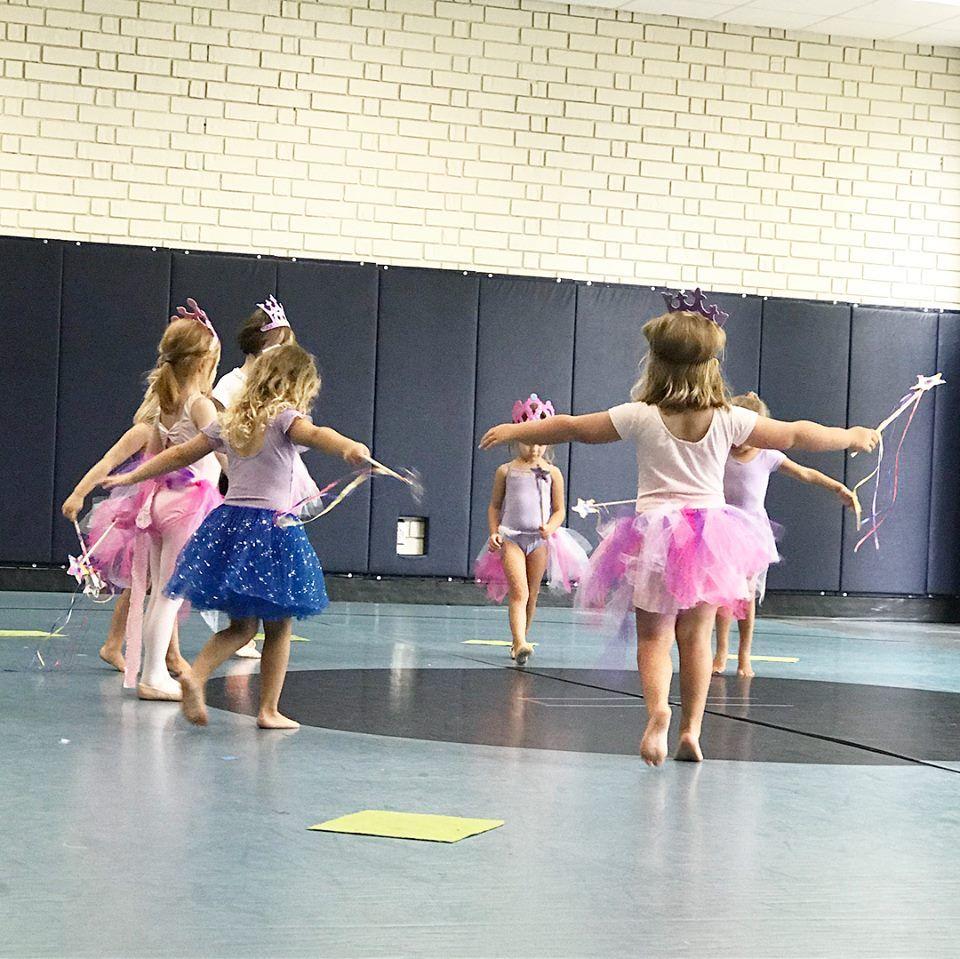 Caolina dance collaborative greenville sc dance summer