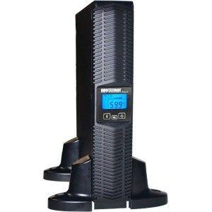 Minuteman Ed2000rtxl2u Endeavor Lcd Series Online Ups Rack Tower Wallmount Optional 2000va 1800 Watt 120v Online Ups