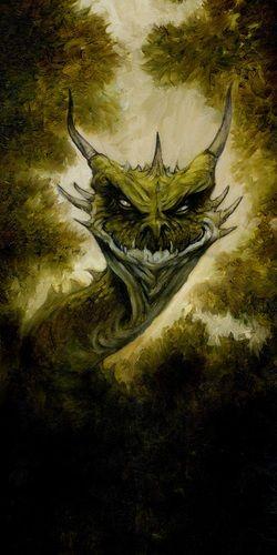 Dragon Mugshot (he looks like Jack Nicholson