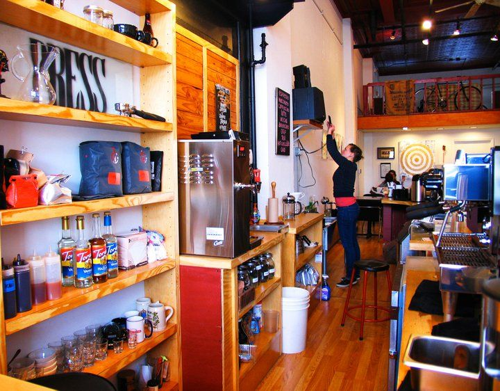 Change It Up A Little And Head To Downtown Dayton S Oregon District For Coffee Hipster