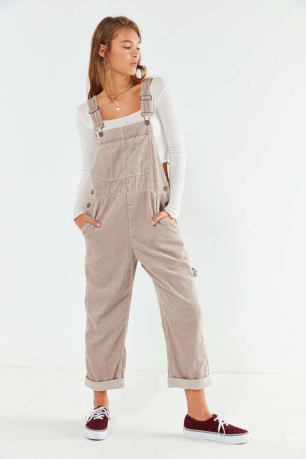 95a29cc1d98e Slide View  1  BDG Relaxed-Fit Corduroy Overall