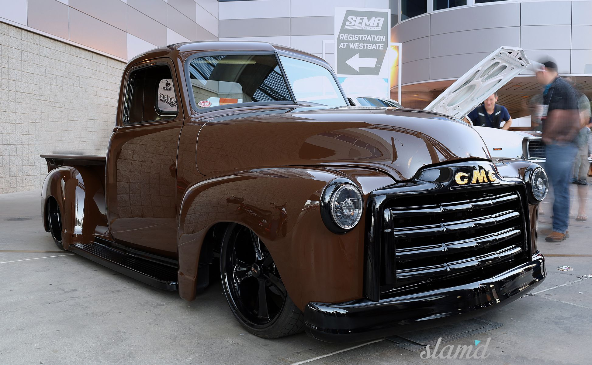 Hand Picked: The Top Slam\'d Trucks From SEMA 2014 - Slam\'d Mag ...