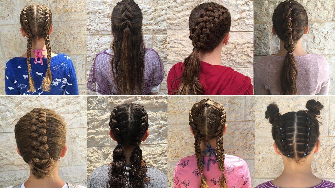 أروع تسريحات شعر للبنات جميلة وسهلة 2021 اختاري ما يناسبك Hair Hair Styles Beauty