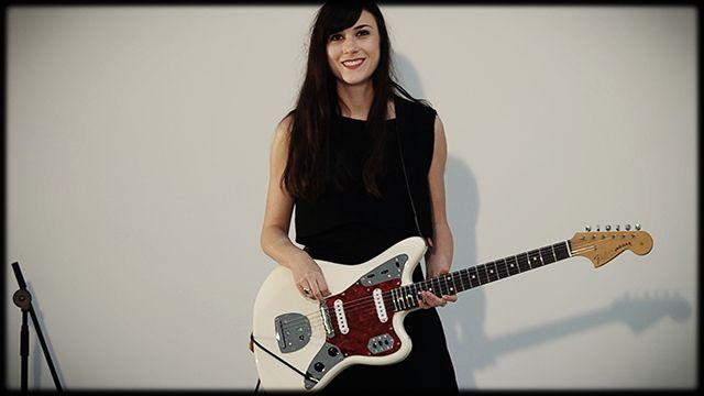 Sarah Lipstate - Noveller   Female guitarist, Female