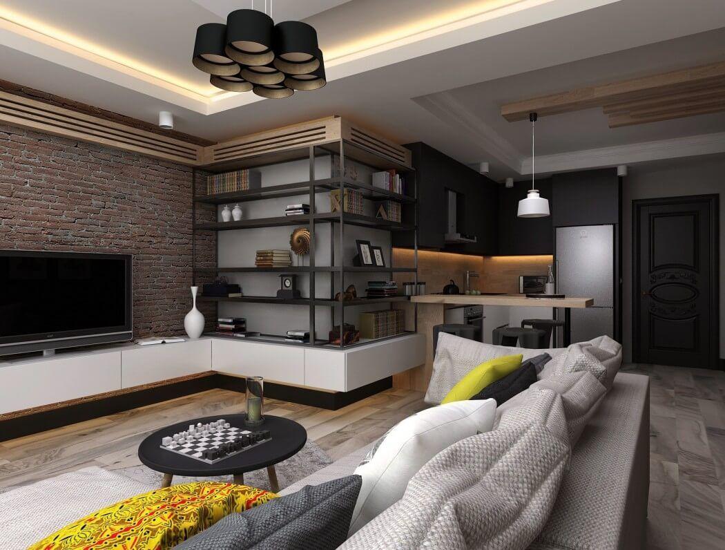 Minimalist Bedroom Layout