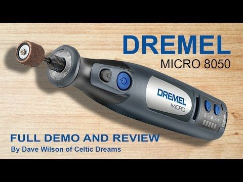 Dremel Micro Cordless 8050 Full Demo Review How To In Hd Youtube Dremel Cordless Dremel Cordless Drill Reviews