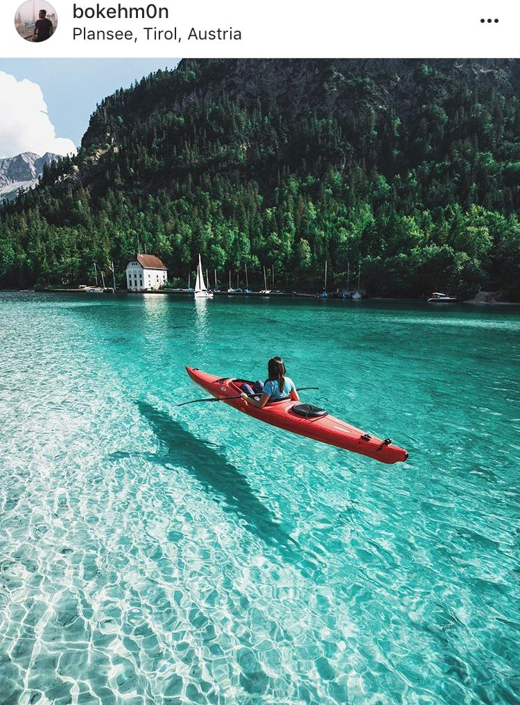 Austria With Images Best Places To Travel Kayaking Travel