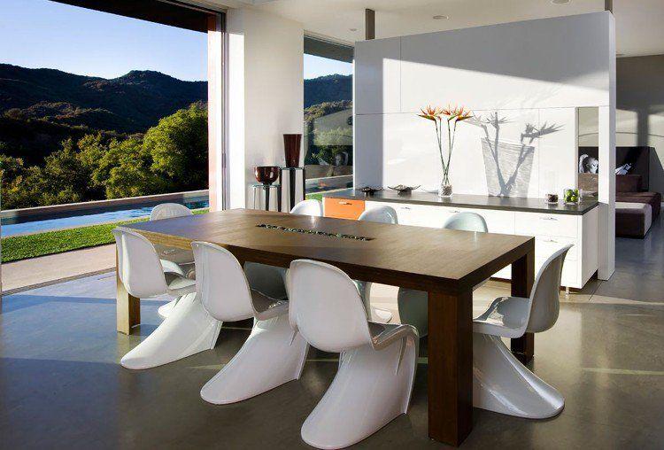Chaise salle à manger - quelle couleur convient le mieux?