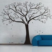 Giant Family Tree Wall Sticker Vinyl Decal Stickers Art Home Decals Room Decor Mural Branch HIGH  sc 1 st  Pinterest & Giant Family Tree Wall Sticker Vinyl Decal Stickers Art Home Decals ...