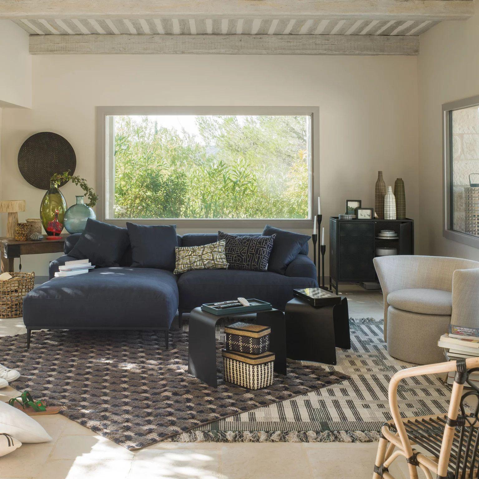 Habitat Collection Meubles Et Decoration Printemps Ete 2020 Planete Deco A Homes World En 2020 Mobilier De Salon Decoration Maison Habitat