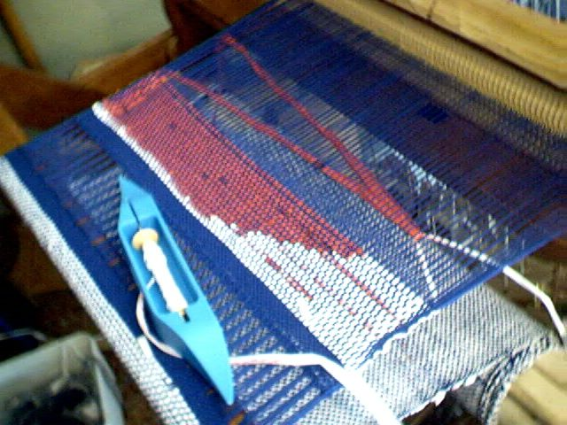 Clasp Weft Plarn Placemats