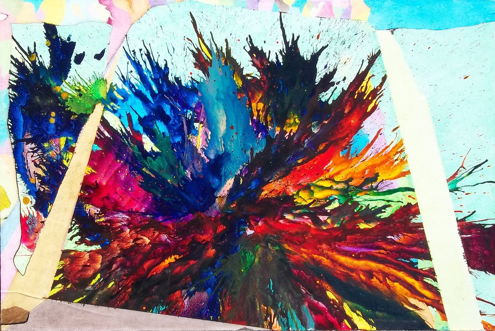 bliss_abstract_expressionism_splatter_painting_by ...