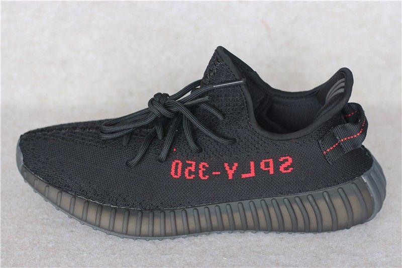 78b314c1fa3 Yeezy 350 Boost V2 Black Red from sneakeronfire.us  adidas  fashion  yeezy   yeezboost  yeezyv2  350  yeezy350v2  sply  sply350  kanyewest