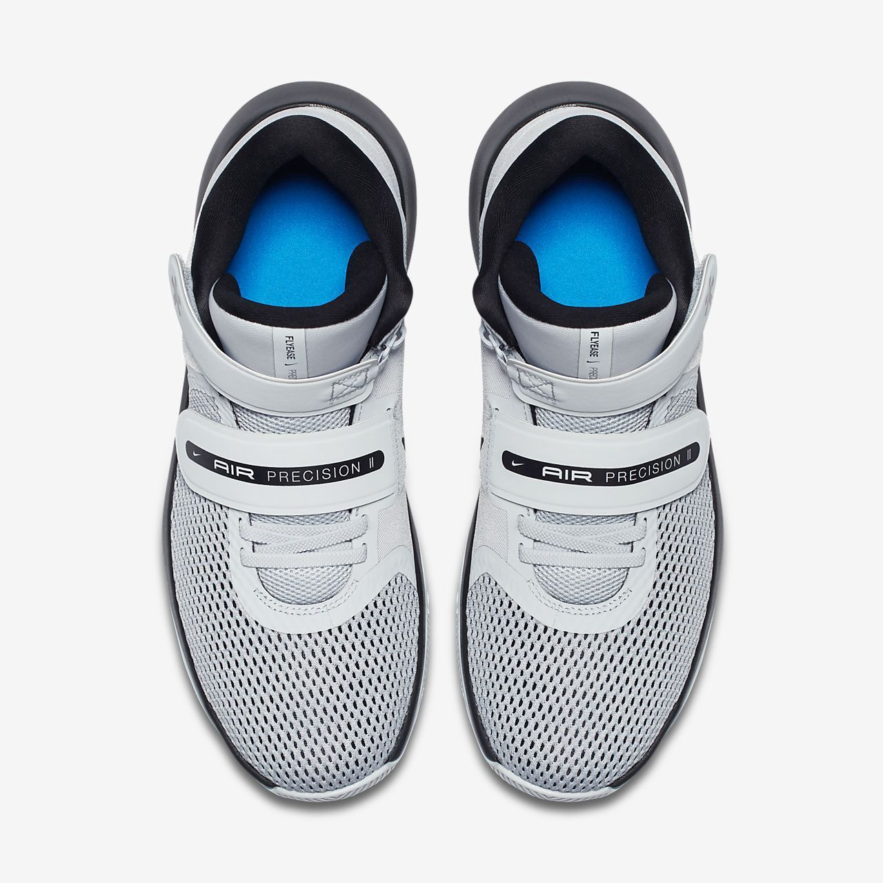 hot sale online caf89 8ba56 Nike Air Precision II Flyease Men s Basketball Shoe - 11.5  mensbasketball