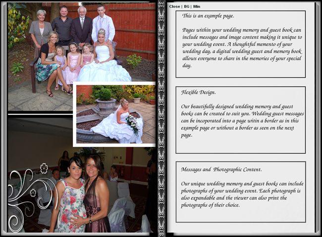 Examples Of Alternative Wedding Brochures