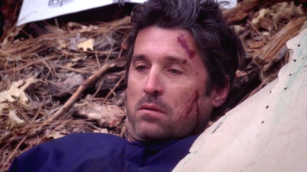 Greys Anatomy Was Derek In Another Plane Crash Greys Anatomy