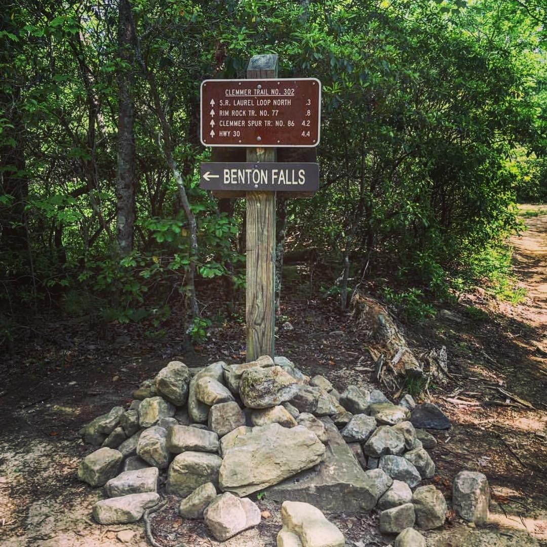 There are no shortcuts to any place worth going! ���� #BentonFalls #cherokeenationalforest #nantahalanationalforest #gsm #greatsmokymountains #applachianmountains #applachiantrail #bentonmackayetrail #polk #chilhowee #Tennessee #tn #ocoee #ocoeeriver #wwc #whitewatercenter #mountains #waterfalls #hikes #backpacking #adventure #travel #explore http://tipsrazzi.com/ipost/1507427372532819963/?code=BTrdTVohOf7