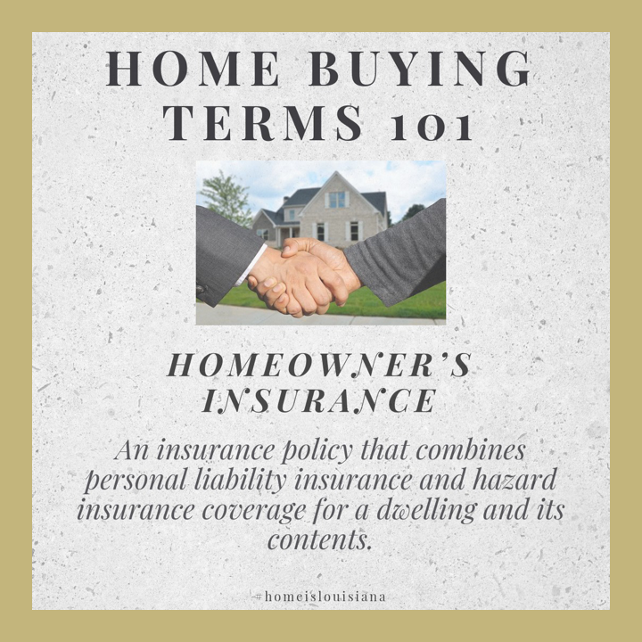 Homeowner S Insurance An Insurance Policy That Combines Personal