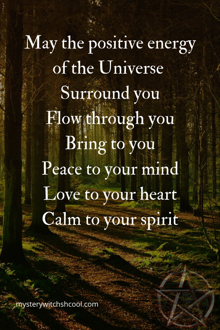 Wiccan Blessings