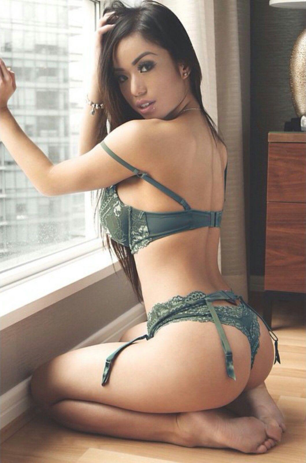 Asian ass in the air