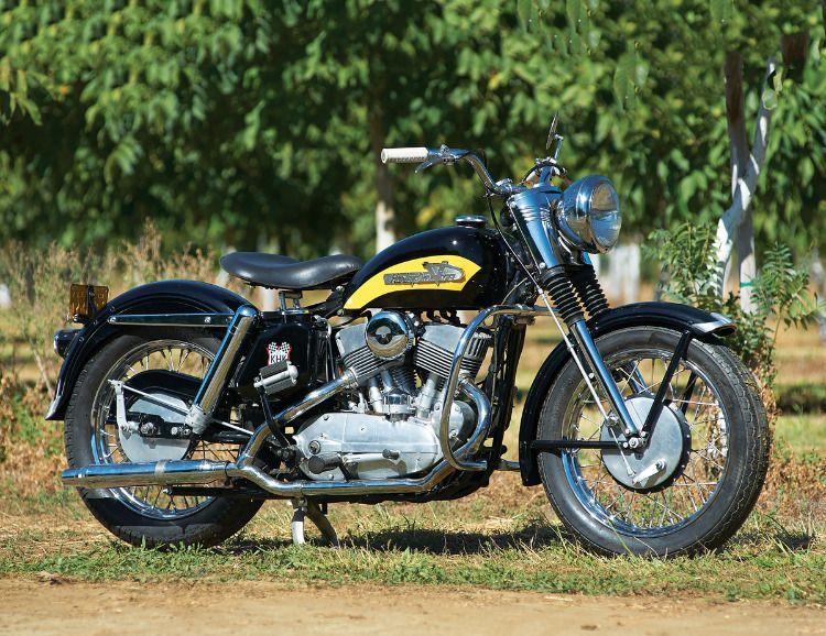 Harley Davidson Model KHK