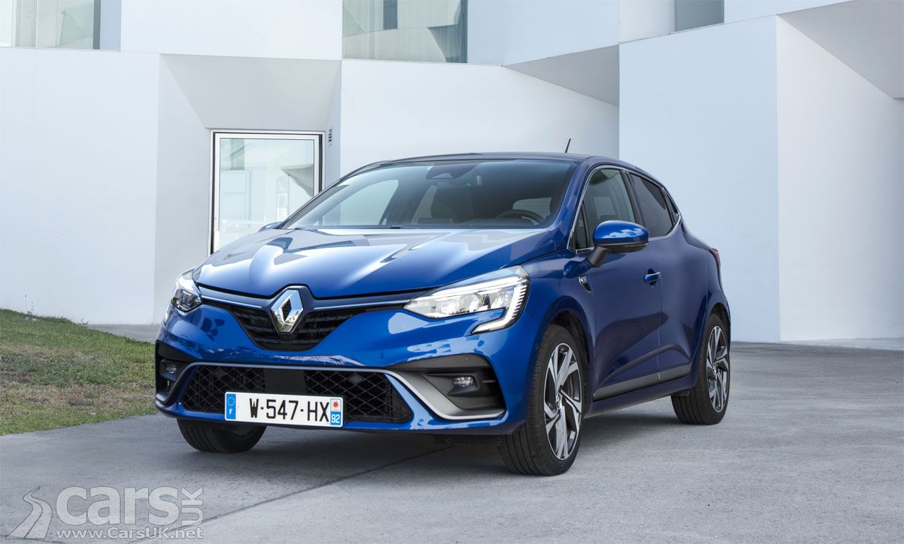 New Renault Clio On Sale In The Uk Prices And Specs Announced