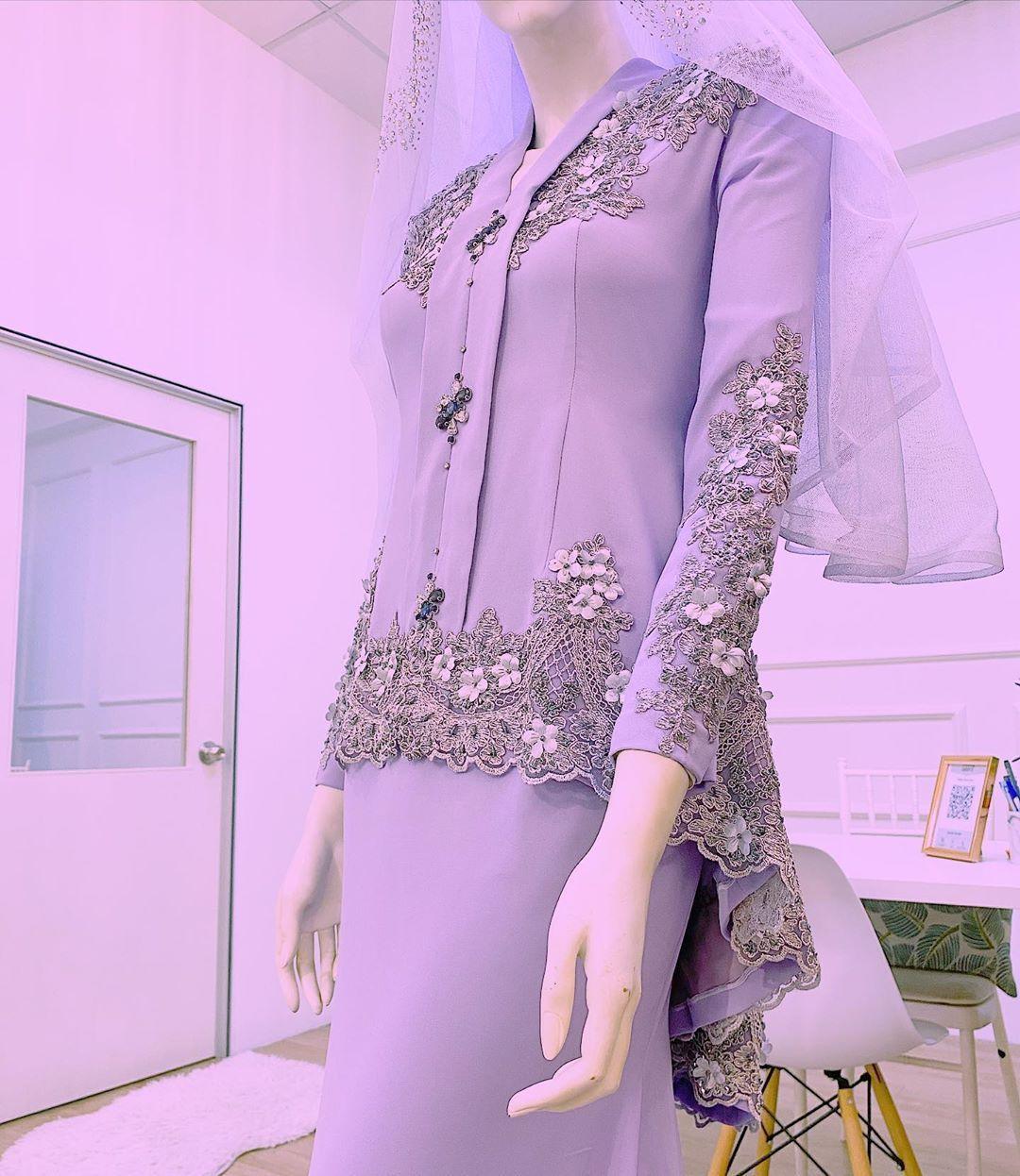 122 Sukaan, 12 Komen - Baju Pengantin  Baju Nikah (@wobybridal