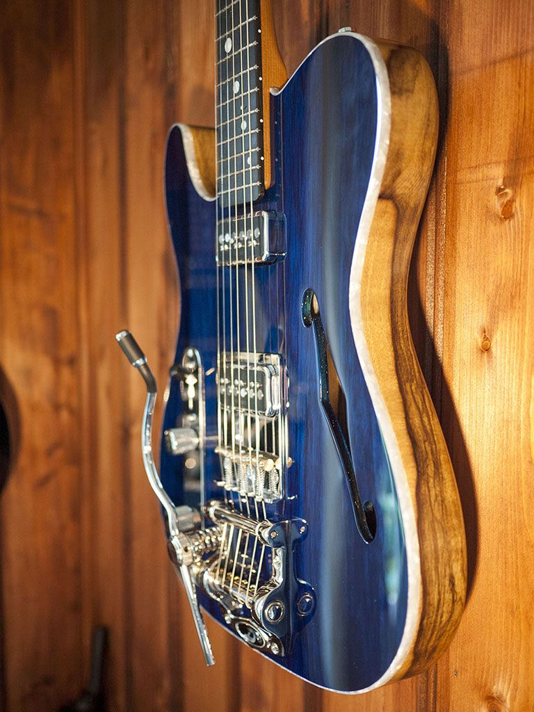 Warmoth Thinline Telecaster Finishes In 2018 Pinterest Guitar 5039s And Modern Wiring Style Diagram From Http Wwwmylespaulcom