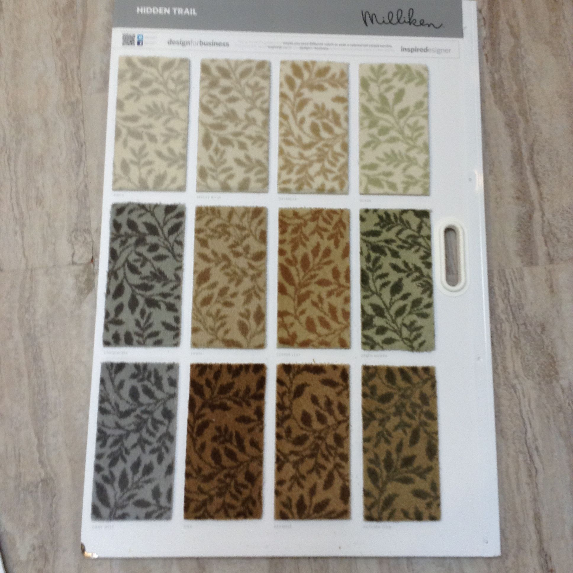 The Sprite And Lively Colors Of Hidden Trail Patterned Carpet Custom Color Color