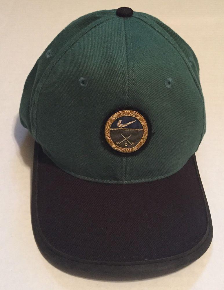 c0107d31 Details about Vintage Tiger Woods Golf Hat Nike