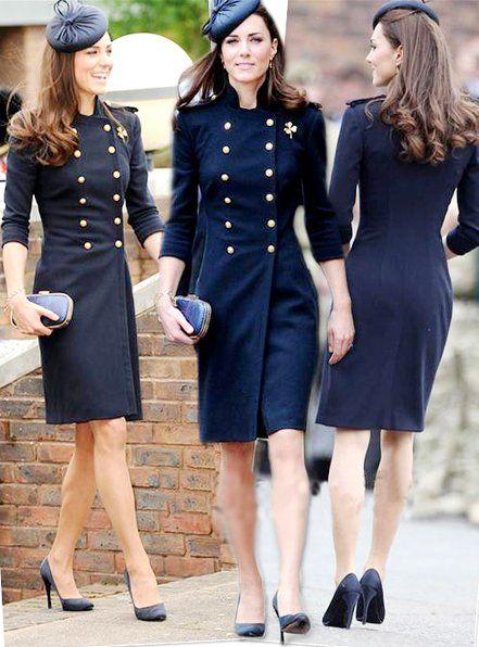 New Clic Princess Kate Middleton Dress Coat Best Offer 250