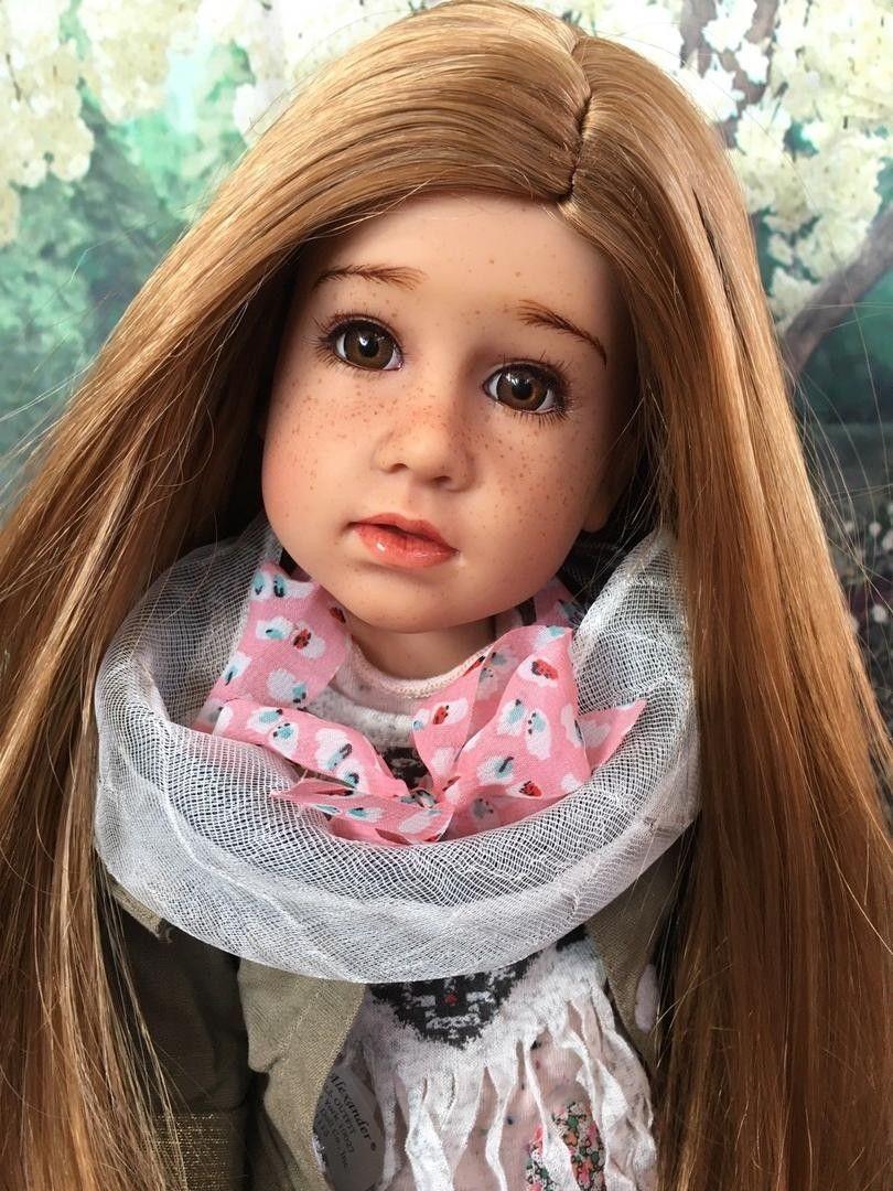 OOAK Custom Gotz HAPPY KIDZ PLAY GIRL Doll Articulated