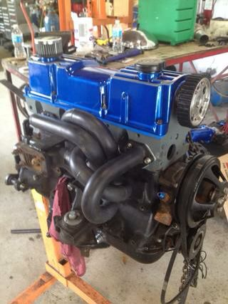 Ford 2 3l 2300 Svo Engine Ford 1984 Mustang Mustang Svo