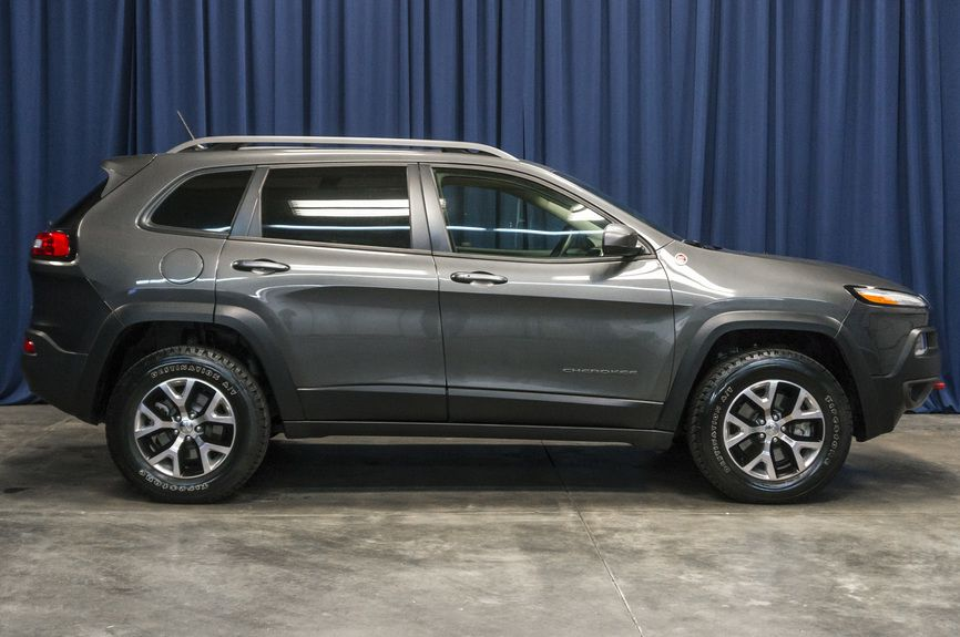 NWMS Delivers 2014 Jeep Cherokee TrailHawk Sport Utility