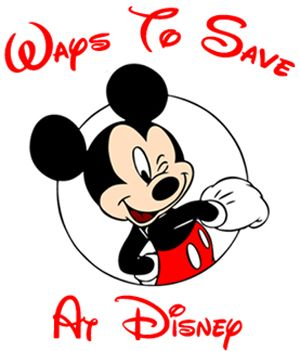 Money savings tips before your next trip to Disney World!