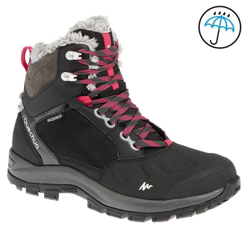 snow hiking boots - SH520 X-WARM