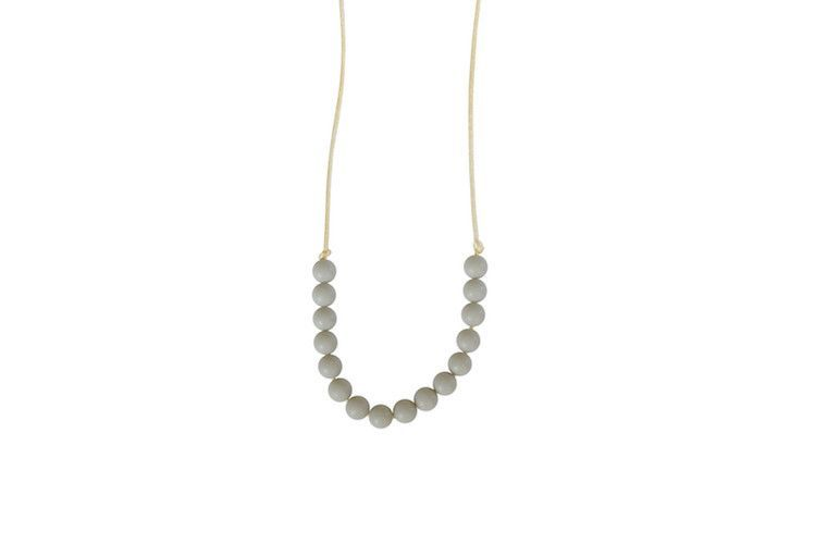 The Colin Teething Necklace  U2013 Chewable Charm