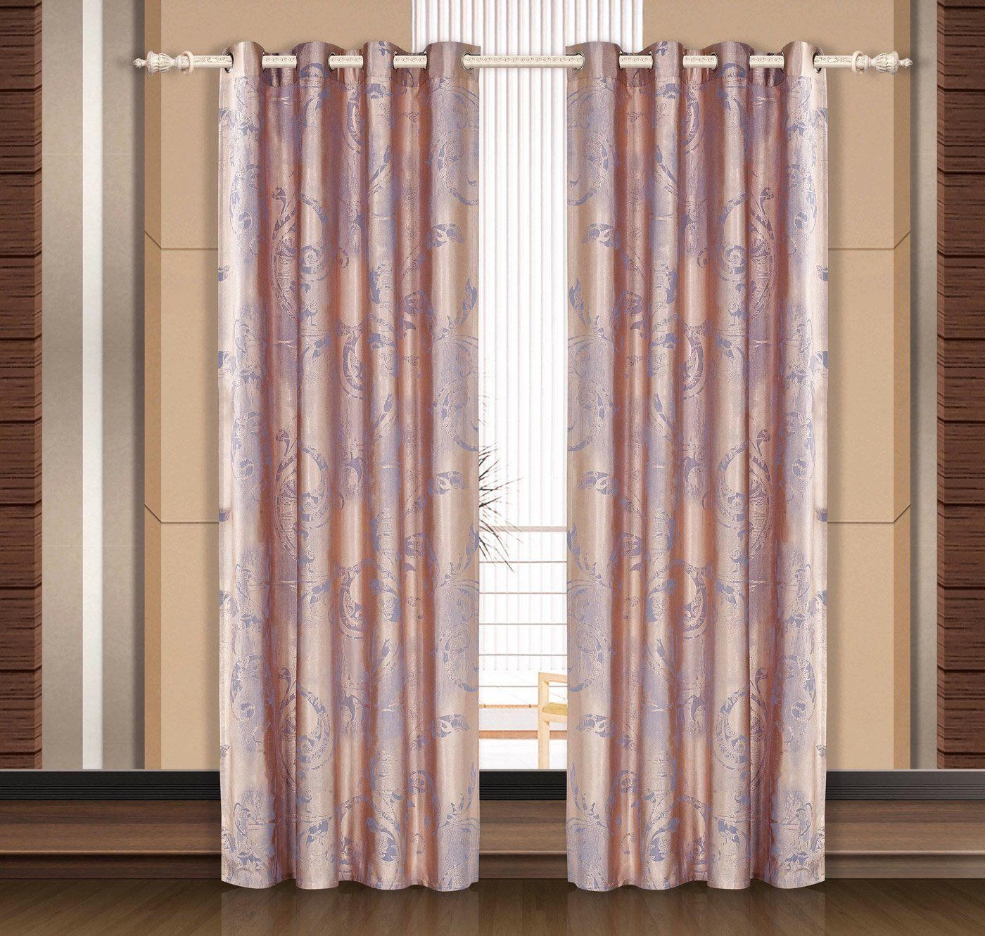 Bed against window with curtains  curtains u drapes window treatments dolce mela dmc  window and
