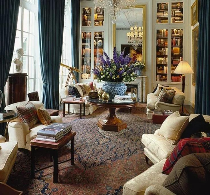 15 Warm & Cozy Rustic Living Room Designs For A Cozy ...