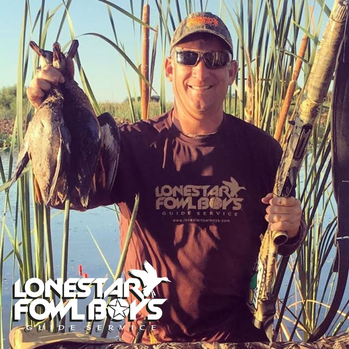 Early season texas blue wing teal hunting with the lone