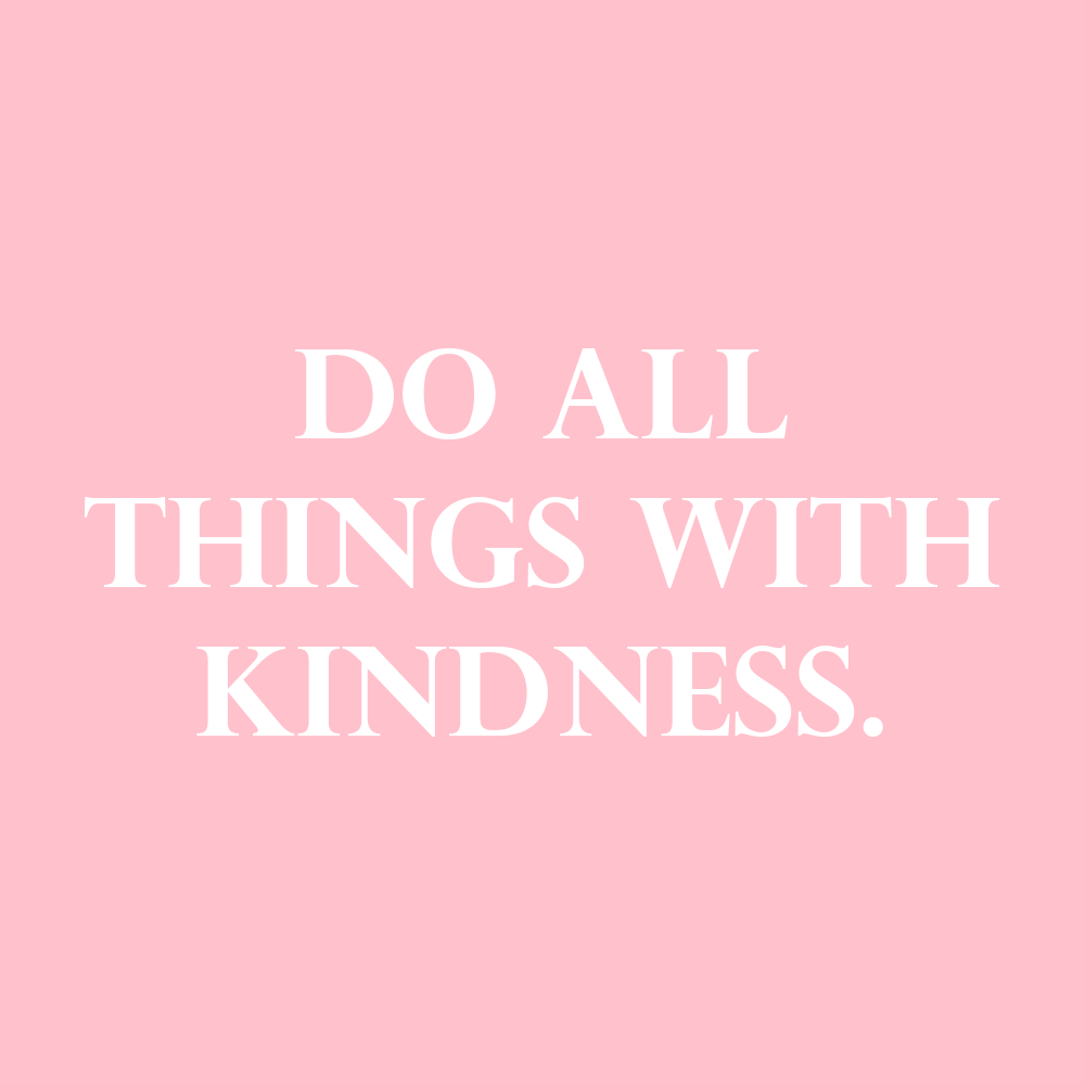 Kindness Quotes Www Sameejo Tumblr Com Quote Aesthetic Pink