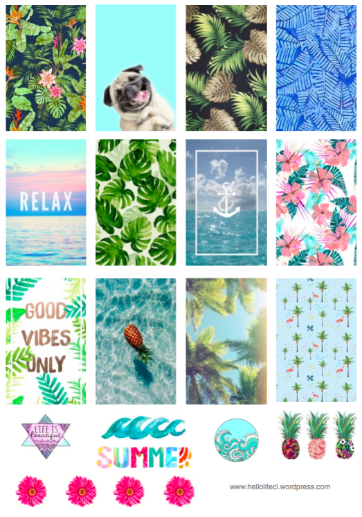 photo about Hp Printable known as Summer season Printables Significant HP Printable Stickers HP major