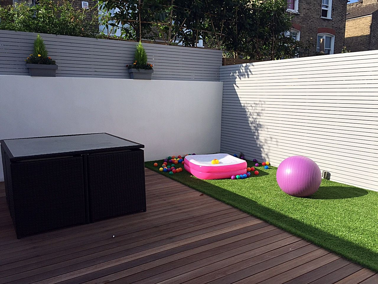 Garden Fence Ideas Low Maintenance Google Zoeken