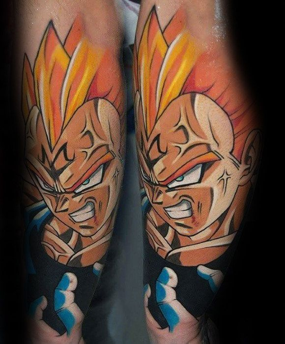 Fabulous Resultado de imagem para dragon ball tattoo | Dragon Ball  GP46