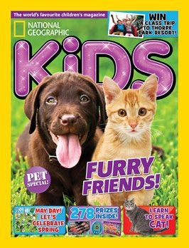 National Geographic for Kids cover image