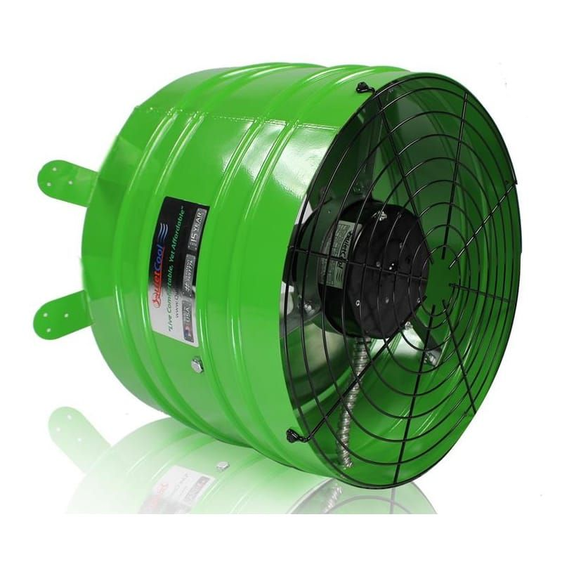 Quietcool Afg Smt 3 0 2830 Cfm Energy Saver Attic Fan From The Specialty Series Green Exhaust Fans Utility Fans Attic Fans Attic Fan House Fan Whole House Fan