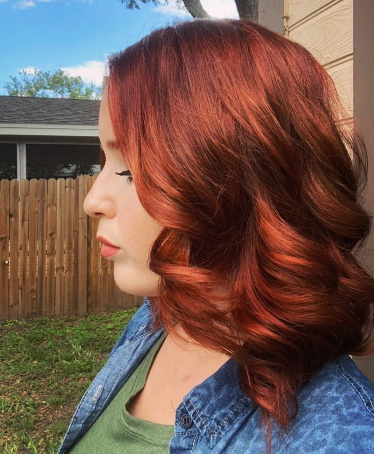 Redheads Redhair Lorealhicolor I Always Love My Red Hair